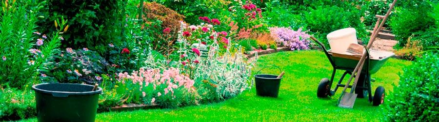 alquiler herramientas de jardineria