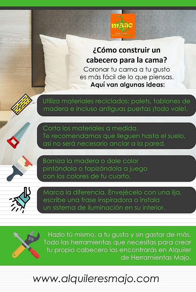 Tu alquiler de herramientas en Madrid