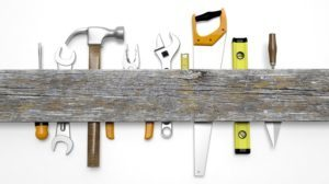 alquiler herramientas reparar el parquet
