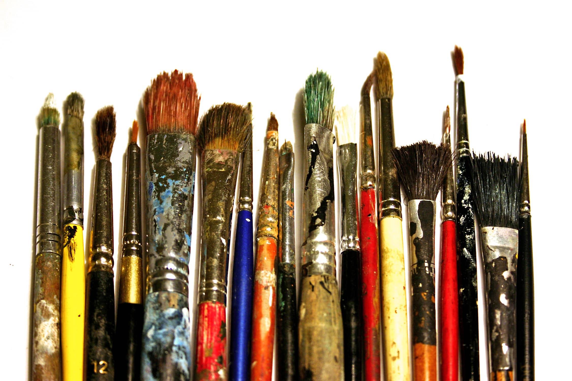 herramientas para pintar tu casa