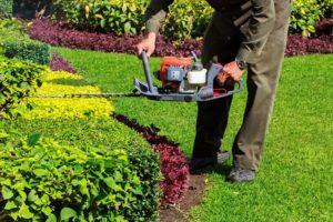 Alquiler de maquinaria de jardinería en Madrid