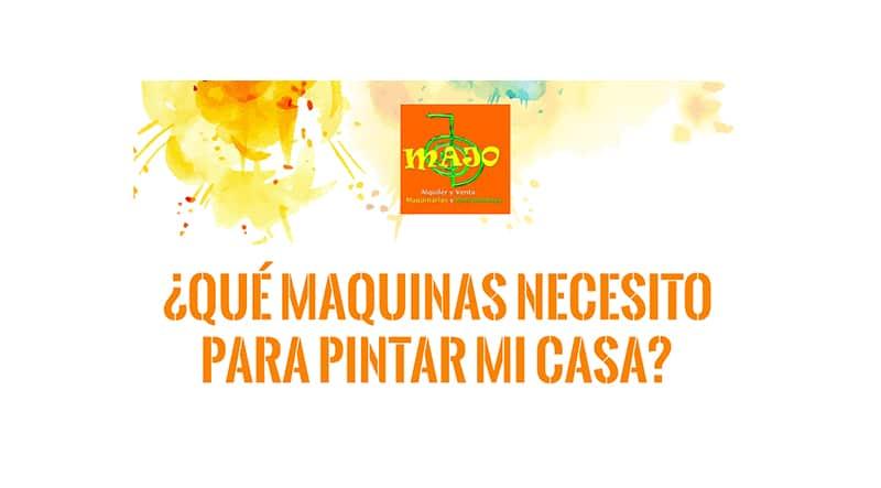 Cómo elegir las herramientas adecuadas para pintar - Alquiler de herramientas en Madrid - Majo