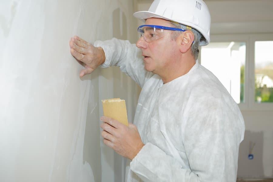 Alquiler de lijadora para paredes y techos