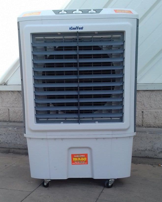 alquiler de climatizador portátil Madrid
