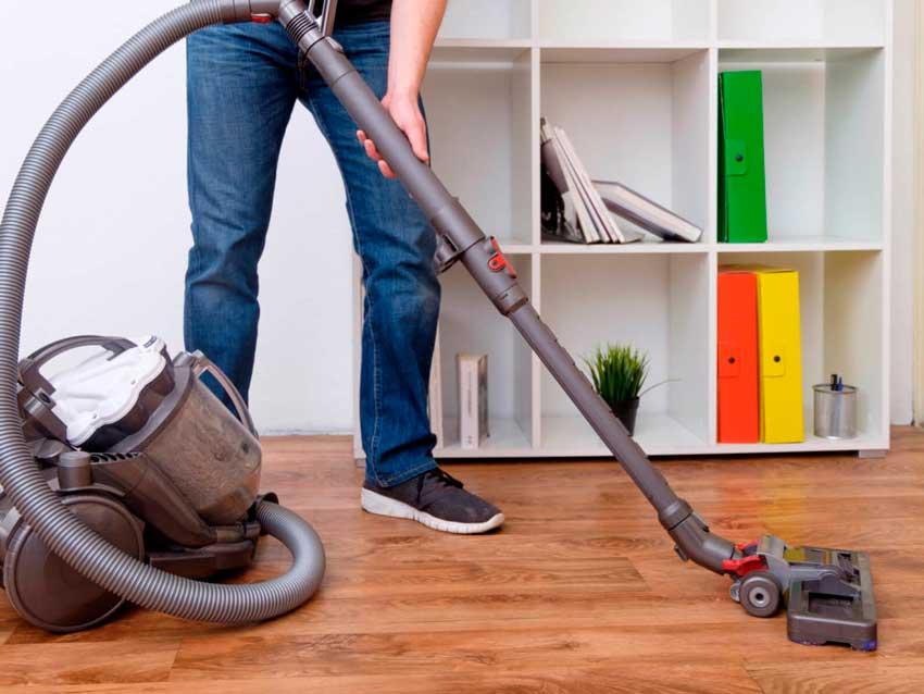 Cómo hacer la limpieza de tu suelo para dejarlo como nuevo