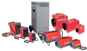 Calefactor Eléctrico monofásico para ubicar en exteriores