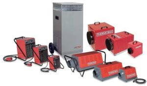 Calefactor Eléctrico Monofásico