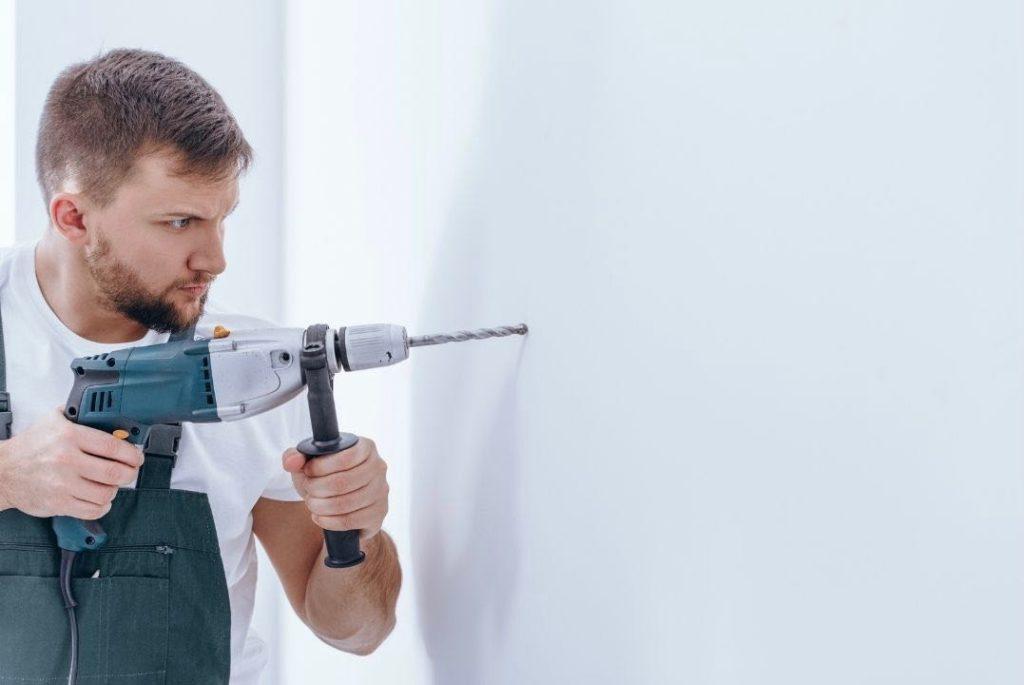Descubre el método para taladrar una pared correctamente